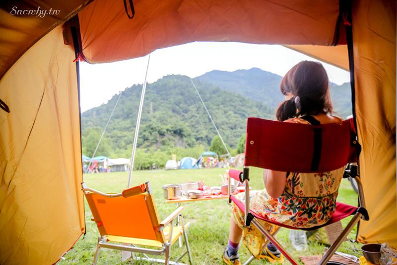 新手露營兩三事