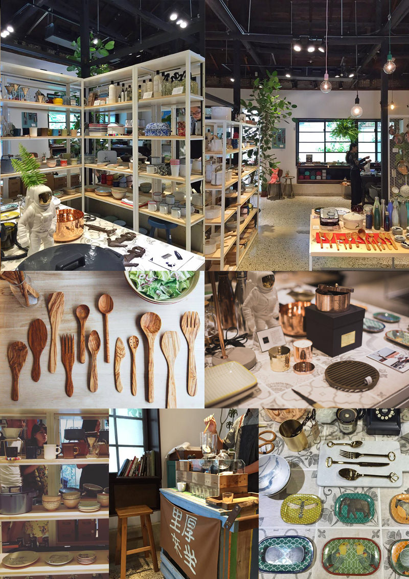 Marais 瑪黑居家選物尋找屬於自己的生活美學,台中大和老屋店