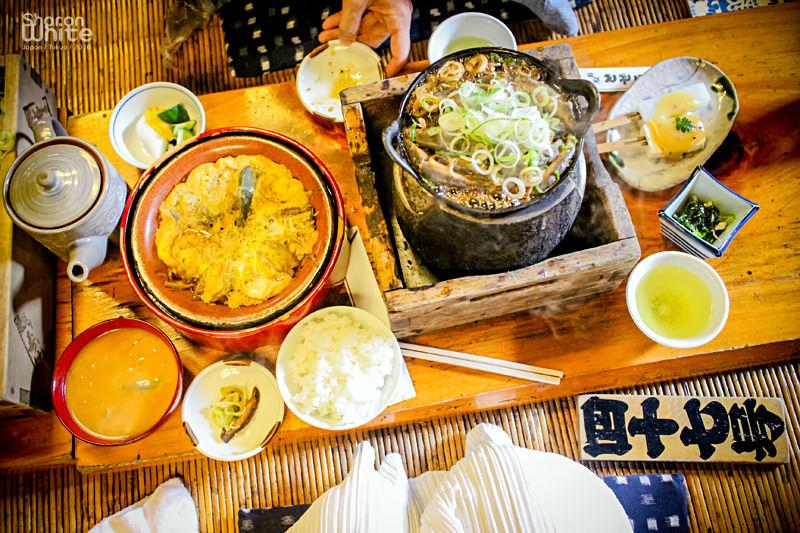 東京美食 | 淺草駒形泥鰍鍋.200年的江戶時代鄉土庶民料理 駒形どぜう 傳統道地的美味