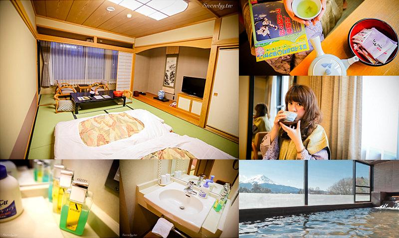 日本自由行,富士山,河口湖住宿,住宿懶人包