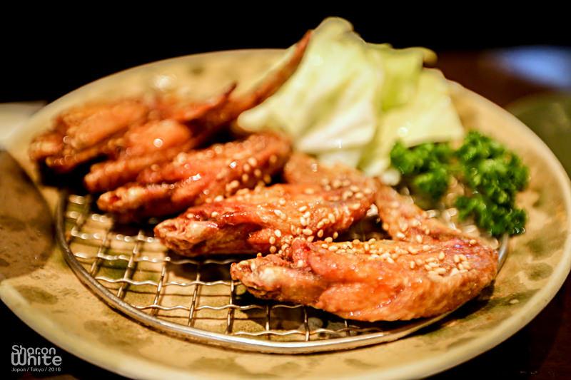 東京美食,鳥良手羽先唐揚,鳥良居酒屋,鶏料理専門店,吉祥寺4号店,烤雞翅,炸雞翅