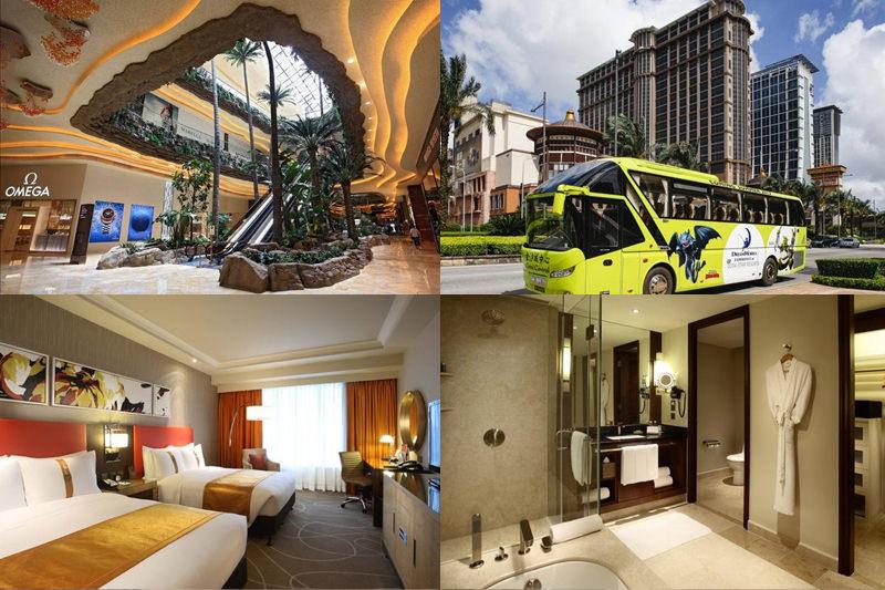 澳門住宿推薦,8間五星規格平價酒店,飯店整理 自由行必看!