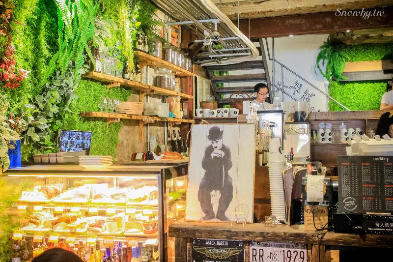台北咖啡廳,台北美食,中正區咖啡廳 ,OROMO Cafe,奧蘿茉北車店,室內溜滑梯,咖啡館