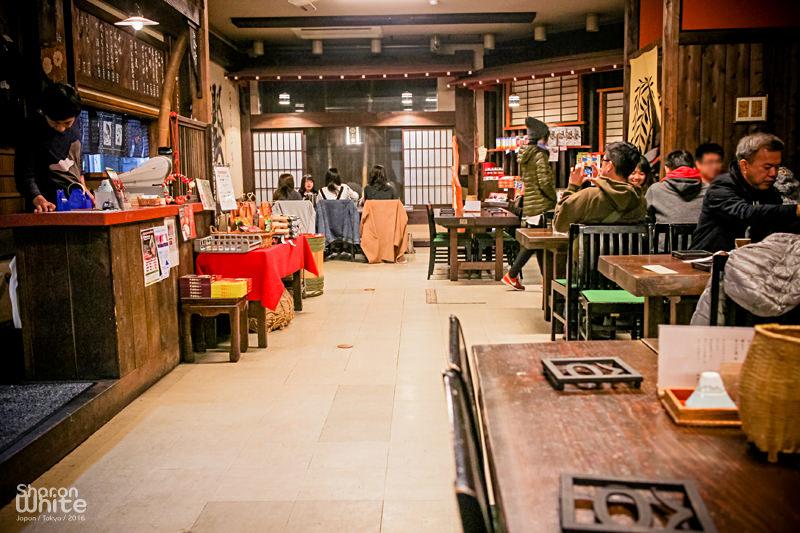 河口湖美食,東京美食,ほうとう不動, 不動茶屋,河口湖駅前店,河口湖名物餺飥麵