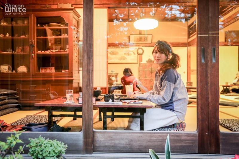 東京美食 | 古桑庵Kosouan日式果子茶屋.古老庭院午茶時光@自由之丘