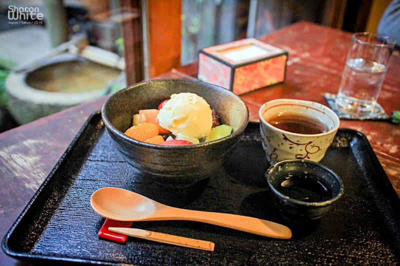 東京美食,自由之丘,古桑庵,Kosouan,日式茶屋,東京自由行,日本旅遊
