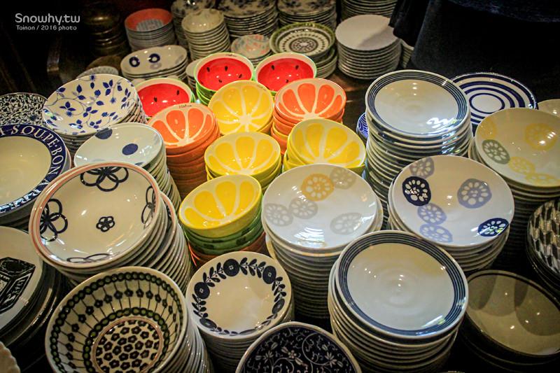 台南中西區,台南美食,Hibari,雲雀,餐桌上的鹿早,生活食器,和洋空間,雜貨,食器