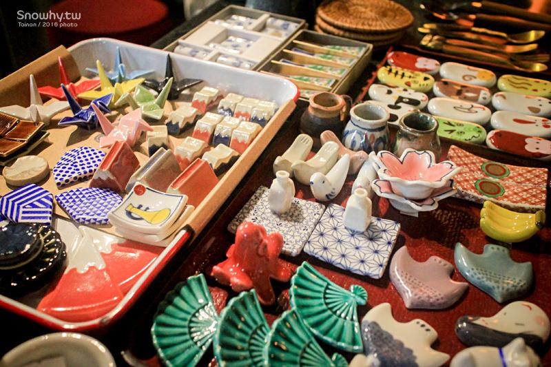 台南中西區 | Hibari 雲雀ひばり x 餐桌上的鹿早生活食器.和洋空間裡的雜貨旅行