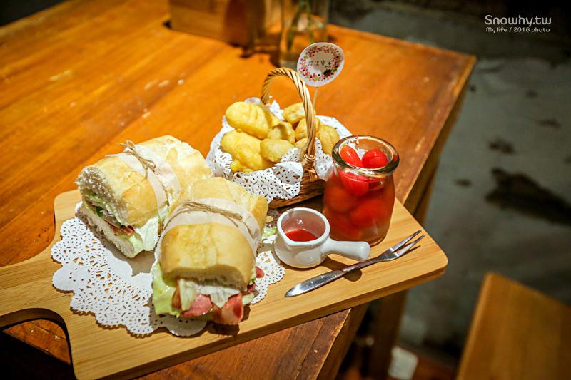 新竹竹東 | 花漾饗宴.日式老房裡的輕食料理@蕭如松藝術園區