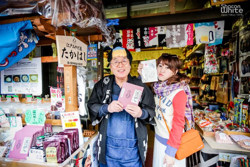 東京 | 清澄白河.江戶みやげ屋たかはし 江戶時期的駄菓子屋(傳統零食店)