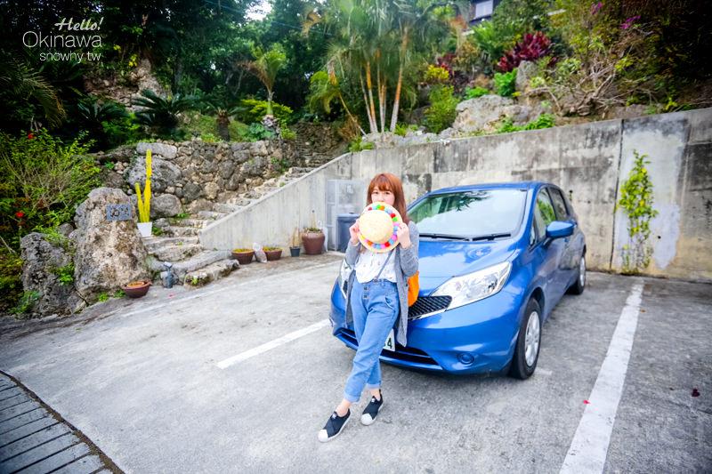 沖繩租車自駕遊 X 線上租車輕鬆又便利!租車經驗/注意事項