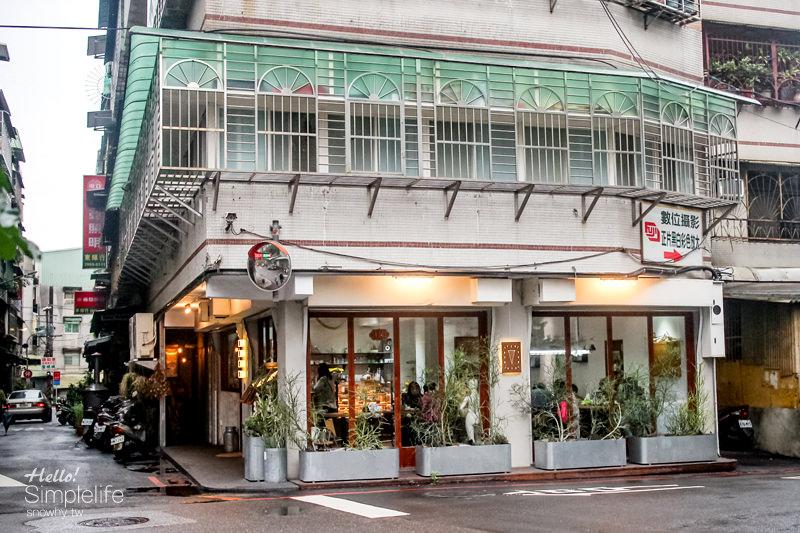 板橋美食,新北美食,Ten Ten Den Den,點點甜甜,好初姐妹店,板橋下午茶,板橋必吃,板橋四大甜點店