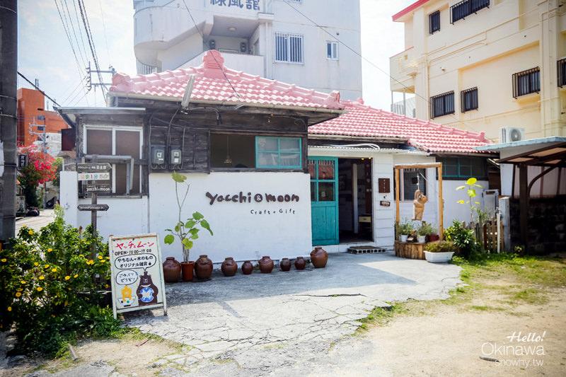 沖繩壺屋通尋寶趣 yacehi & moonヤッチとムーン X 茶太郎 可愛雜貨陶器屋