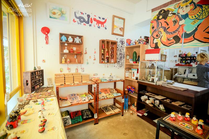 沖繩 玩具ロードワークス.可愛又有趣的琉球玩偶跟我回家吧!