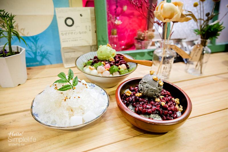 桃園 | 有食候。紅豆.創新的古早味!在繽紛乾燥花攝影棚裡吃刨冰@近桃園藝文特區
