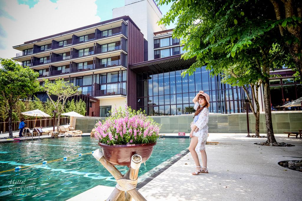 礁溪老爺酒店變身海洋樂園 暑假最新住房專案!一泊二食洋式山景溫泉套房