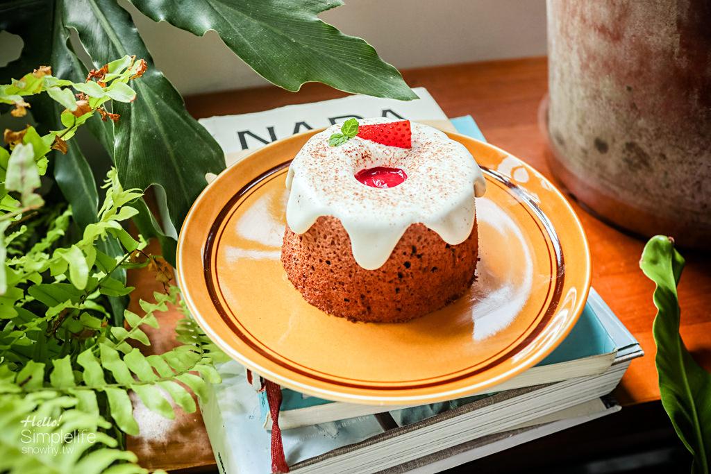 宜蘭 | 光宅238 流沙小戚風我的生日蛋糕.老房裡的手工甜點/雜貨