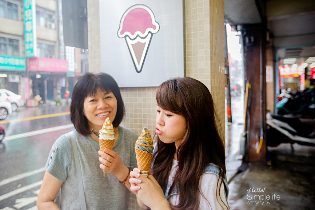 中壢 | 張豐盛商行花生之家.不能錯過的隱藏版台灣味人氣霜淇淋!
