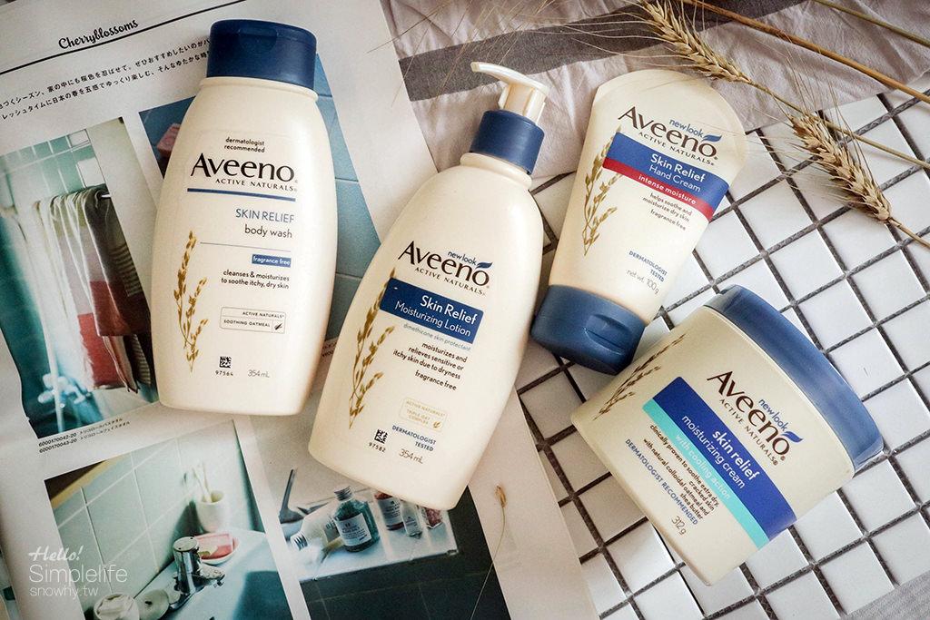 Aveeno艾惟諾,燕麥高效舒緩系列,乳霜,乳液,保養