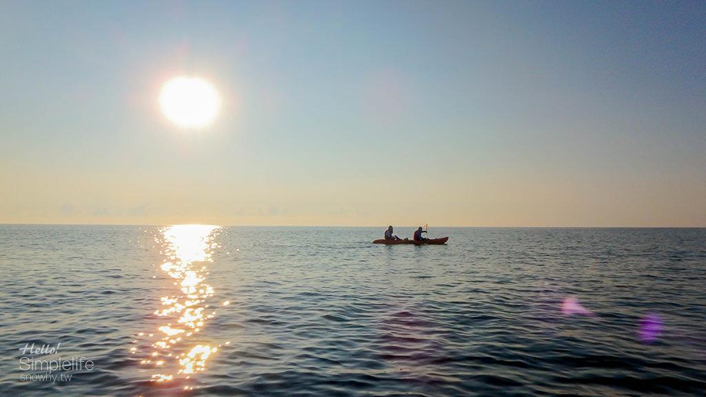 宜蘭獨木舟,東澳粉鳥林,東澳獨木舟,夏季活動