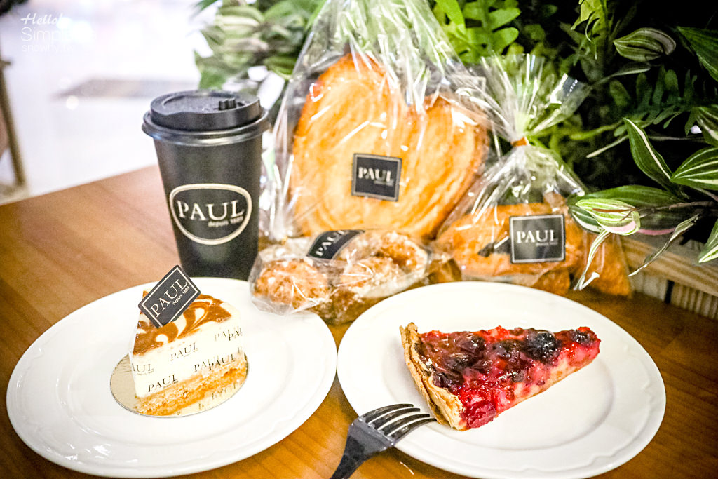 桃園第一間的PAUL Café全新概念店就在中壢大江購物中心!