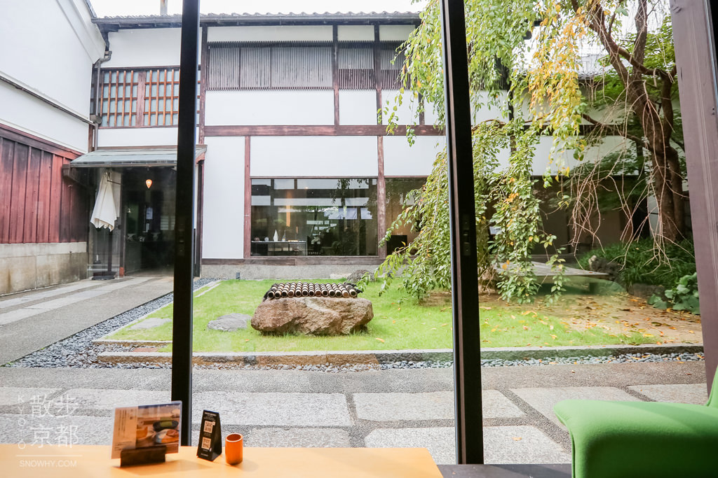 京都美食,然花抄院室町本店,Zen Café,百年京町家,黑船,長崎堂,然かすてら,菓子,荒木志華乃