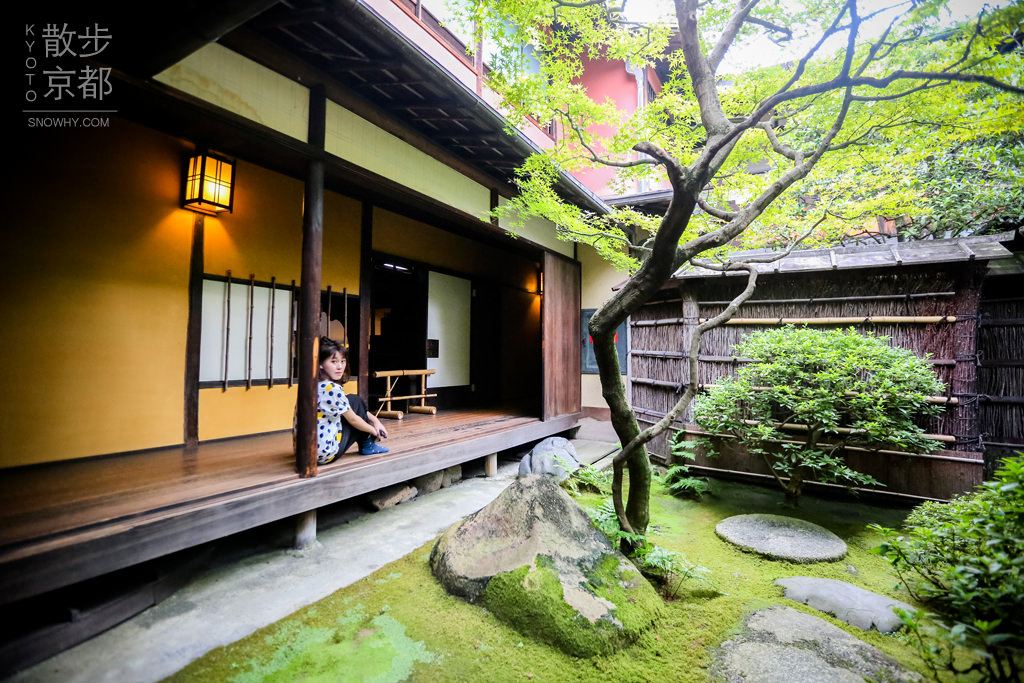 京都花街 角屋 |  舊島原遊廓參訪唯一保留至今的揚屋遺構