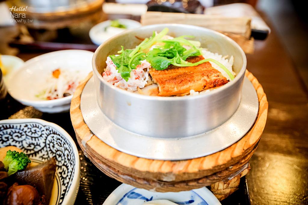 奈良志津香釜飯,五十年老店,奈良必吃,奈良排隊人氣美食