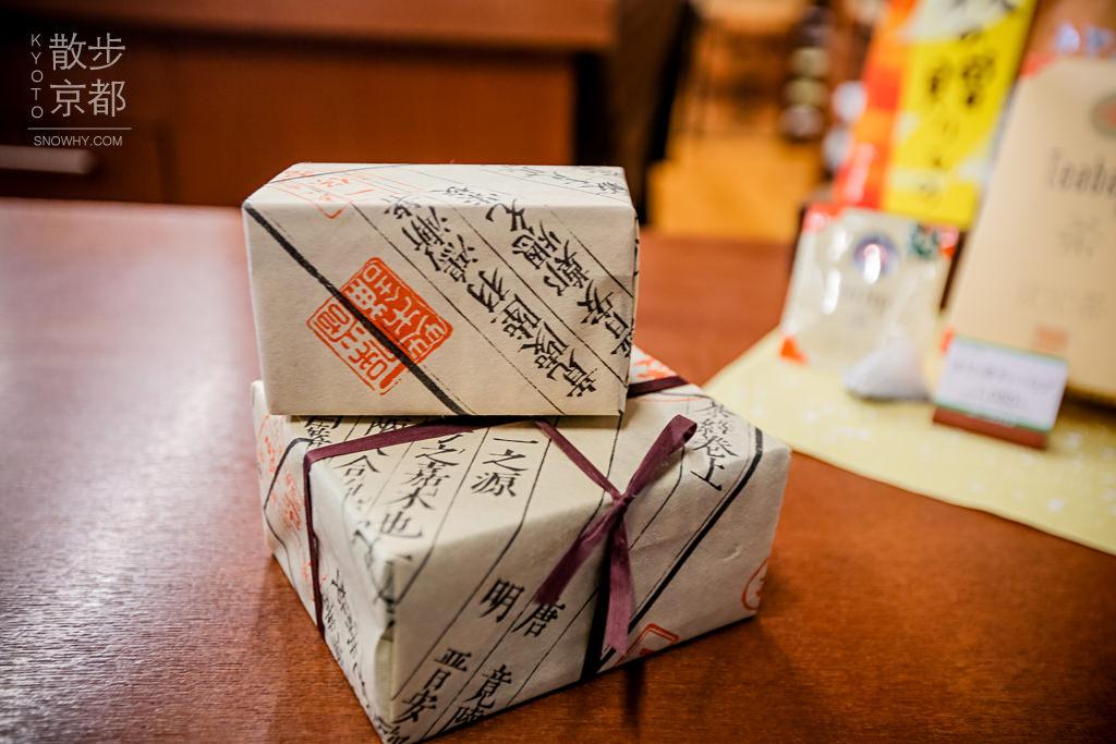 京都美食,京都伴手禮,一保堂茶舖,三百年老茶舖,伴手禮,玉露,煎茶