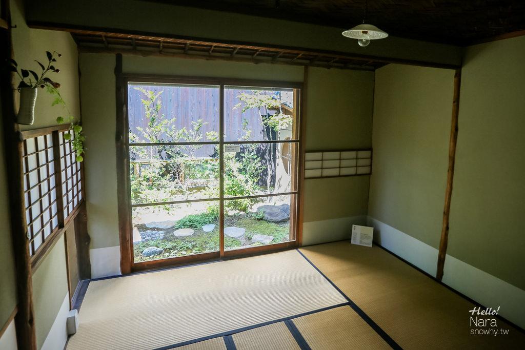 奈良町にぎわい之家百年傳統町家,居住空間,奈良景點