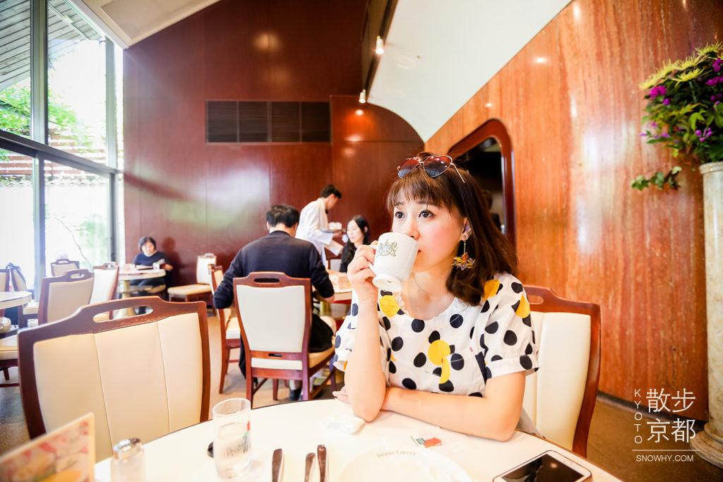 INODA COFFEE,イノダコーヒ,咖啡迷必朝聖,京都美食,京都咖啡廳,京都早餐店