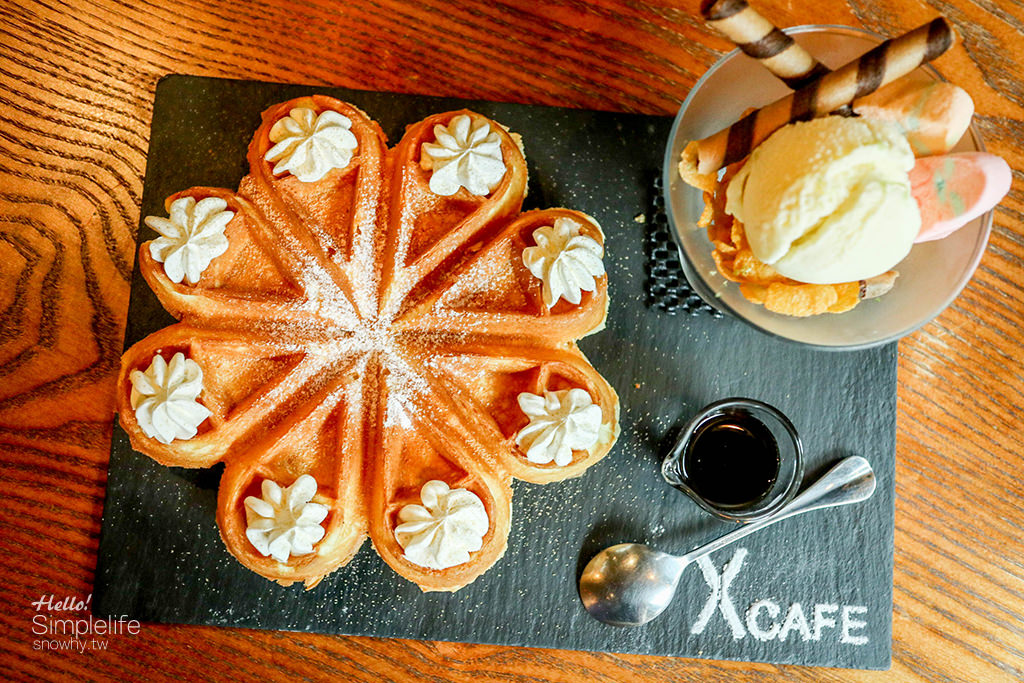 新北新莊,新莊咖啡廳,反轉點咖啡,Reversion cafe,住宅咖啡廳,新莊美食,新莊下午茶