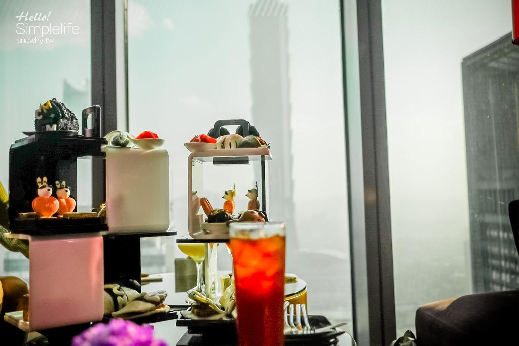 台北W Hotel,W HotelMCM,台北W Hotel,聯名迷艷忘返下午茶,台北咖啡廳,紫豔酒吧,YENBAR,捷運站美食,貴婦下午茶