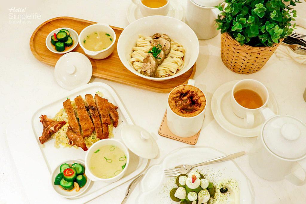 台北咖啡廳,忠孝敦化,捷運站美食,無聊咖啡,AMBICAFE,台北美食,主題咖啡館