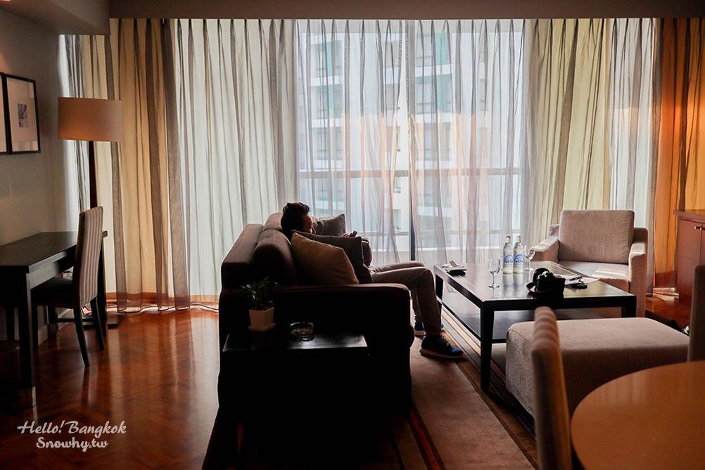 曼谷住宿,察殿曼谷沙吞酒店式公寓,家族旅行住宿,姐妹旅行,曼谷酒店式公寓,曼谷家庭式住宿,泰國曼谷住宿,泰國親子住宿,Chatrium Residence Bangkok