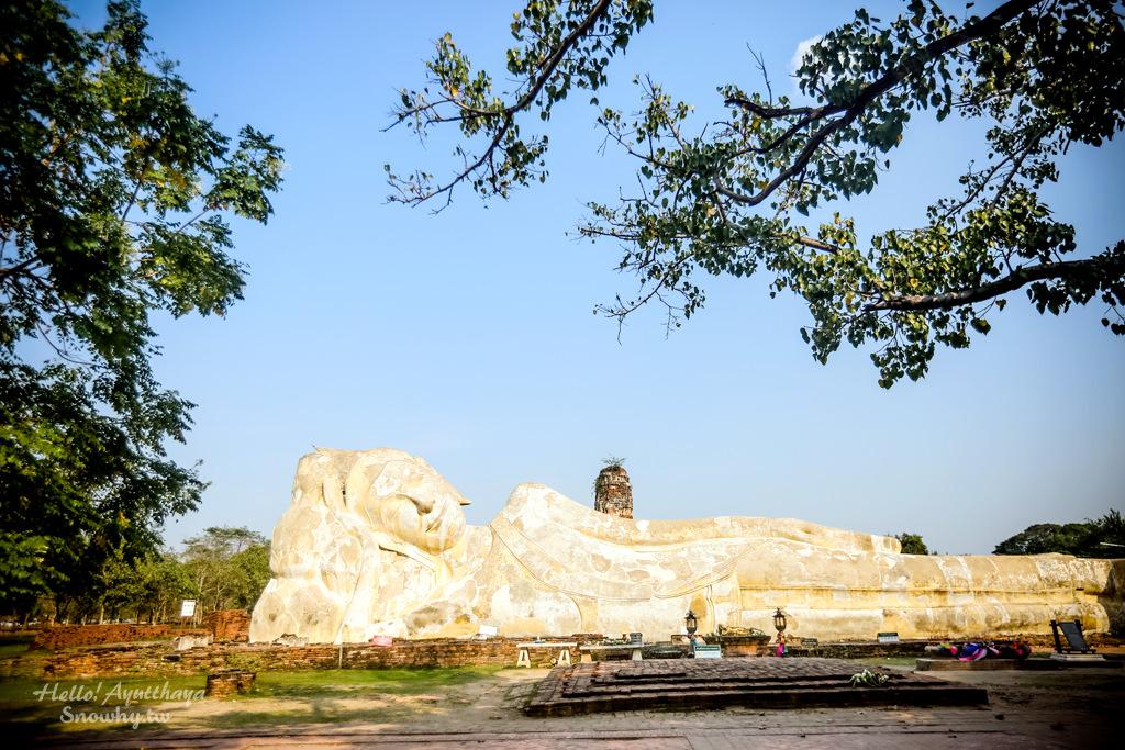 大泰國大城一日遊, 包車遊大城,Ayutthaya,邦芭茵夏宮,臥佛寺,瑪哈泰寺,水上市場,klook,泰國自由行,泰國包車,曼谷包車