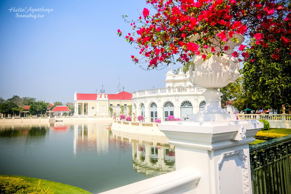 泰國大城,邦芭茵夏宮,Bang Pa-In Palace,泰國皇室行宮,大城景點,曼谷自由行,泰國景點