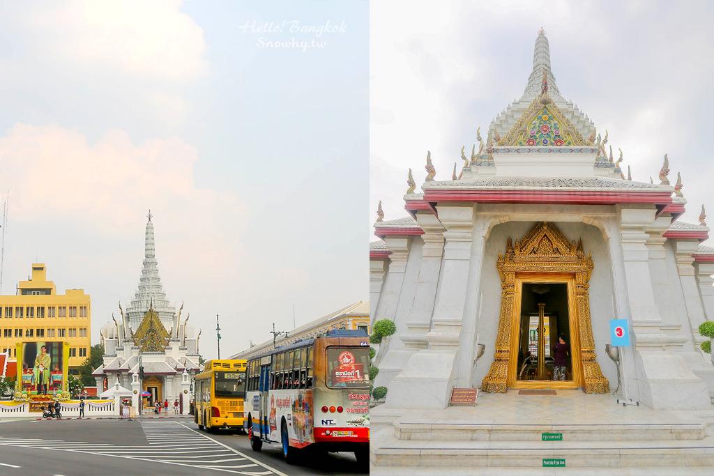 曼谷景點,曼谷舊城區,大皇宮,蘇泰寺,考山路,老曼谷一日遊,曼谷自由行