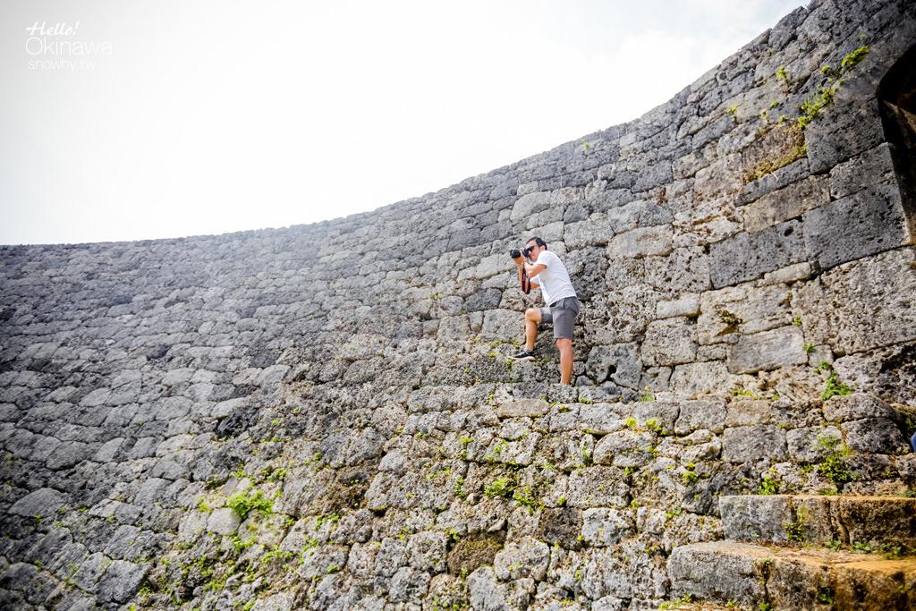 沖繩座喜味城跡,世界文化遺產,沖繩景點,沖繩古蹟,沖繩自由行