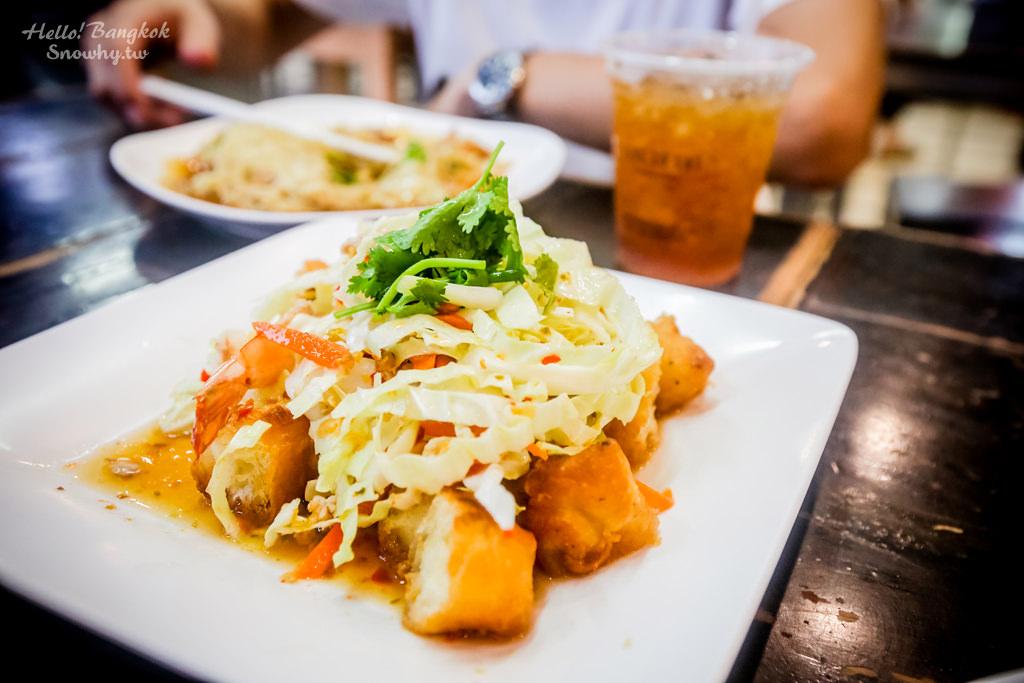 泰國曼谷,舊城區,油條咖啡館,Patonggo Cafe,創意油條小點心,曼谷美食