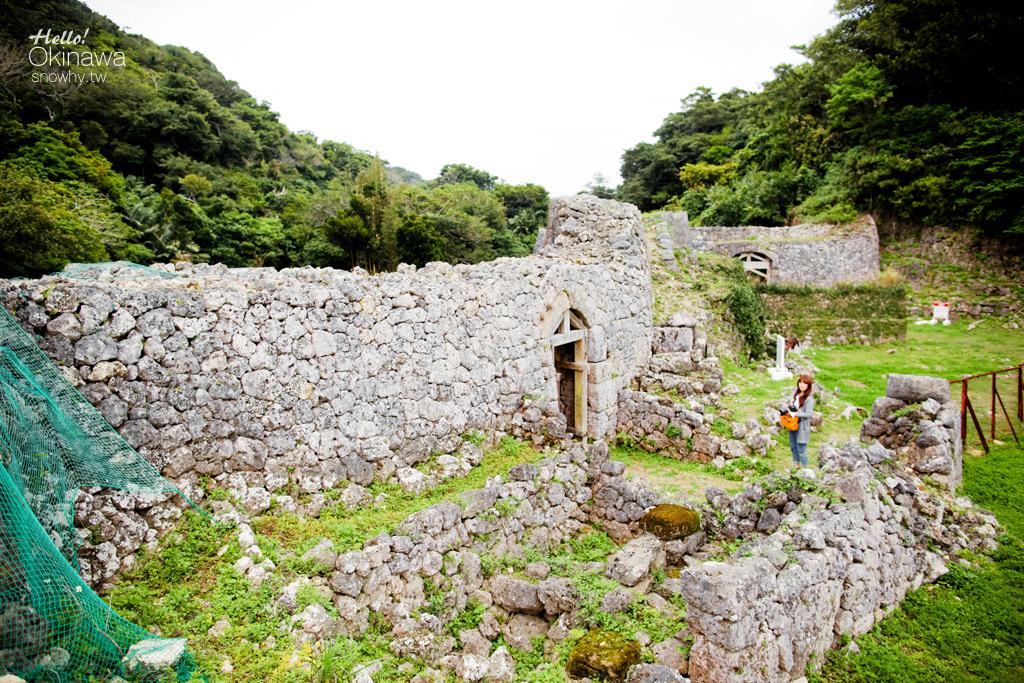 沖繩景點,知念城跡,沖繩自由行,知念城岬