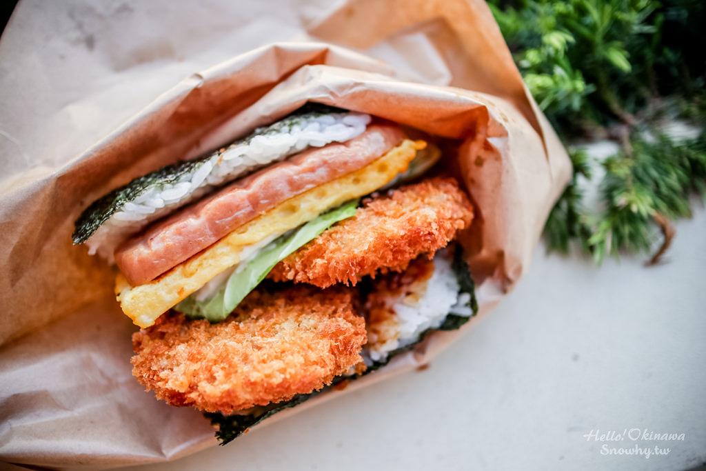 沖繩必吃飯糰ポークたまごおにぎり本店 Onigiri Breakfast美國村北谷店/分店資訊