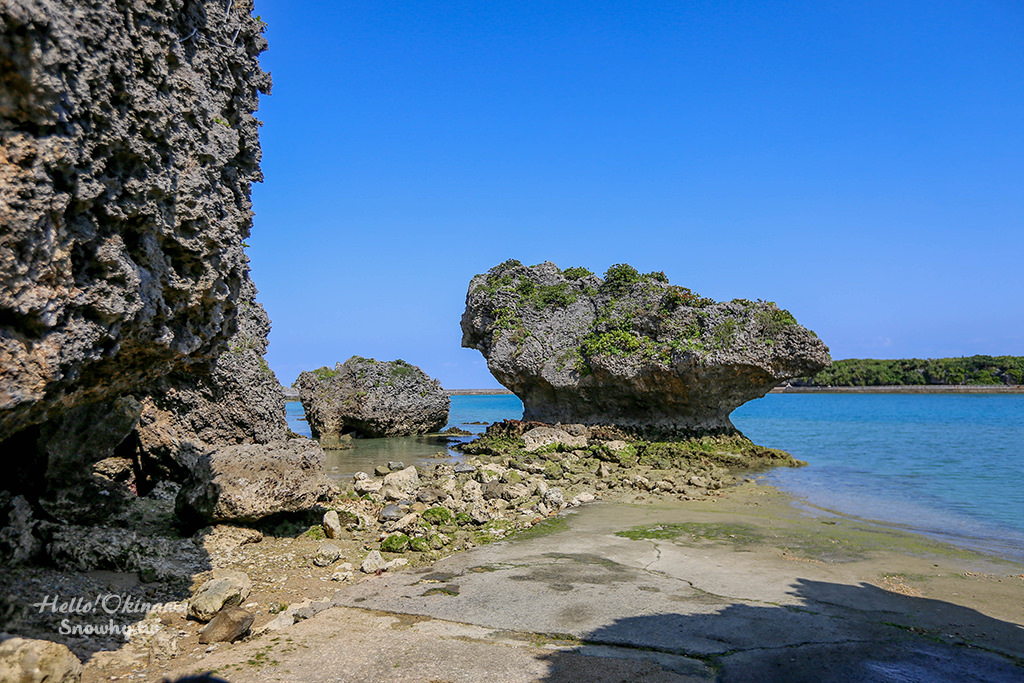 沖繩濱比嘉島,沖繩自由行,沖繩景點,浜比嘉