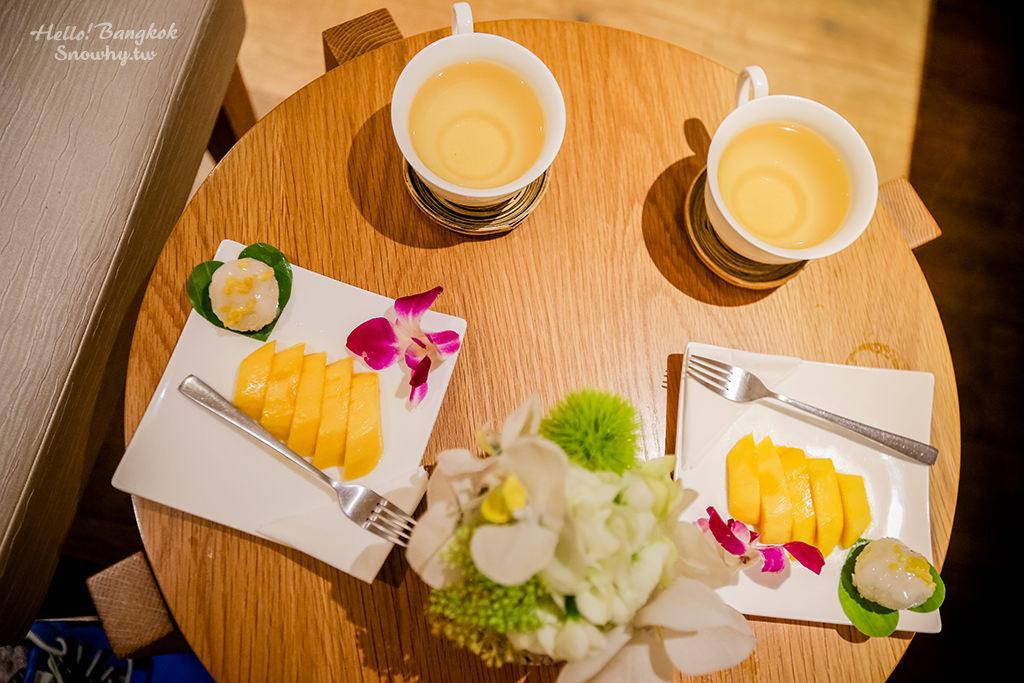 泰國按摩,曼谷按摩,曼谷SPA,Let's Relax Spa,按摩,芒果糯米飯