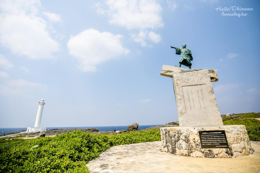 沖繩殘波岬公園,沖繩殘波岬燈塔,殘波岬,沖繩景點,沖繩自由行