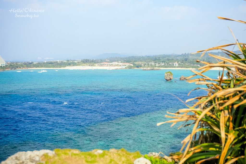 沖繩万座毛,萬座毛,沖繩景點,沖繩自由行