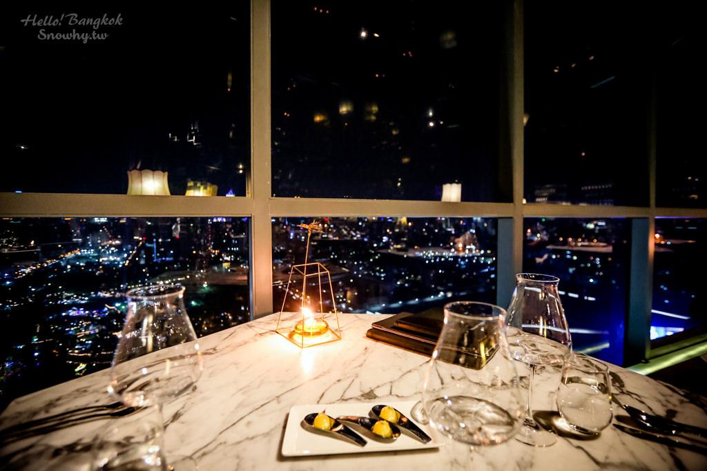 曼谷高空餐廳 ,索菲特酒店,Hi So Bar,屋頂酒吧,曼谷夜景,Park Society浪漫晚餐,曼谷酒吧,曼谷景點,曼谷飯店