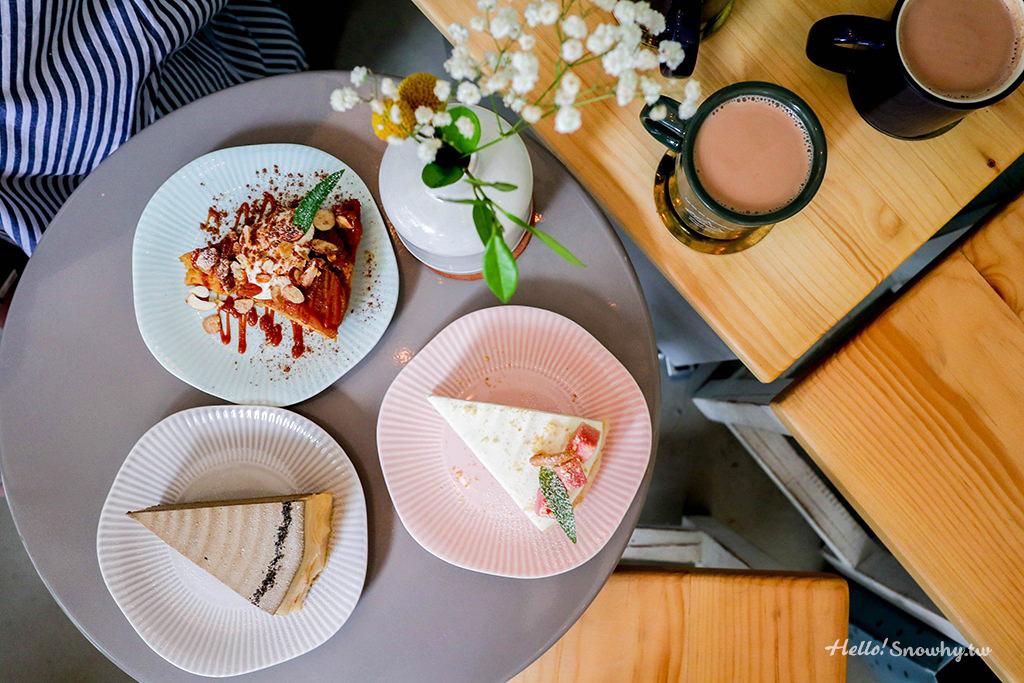 台北咖啡廳,舒適圈Comfortzone,捷運站美食,台北下午茶,手作甜點