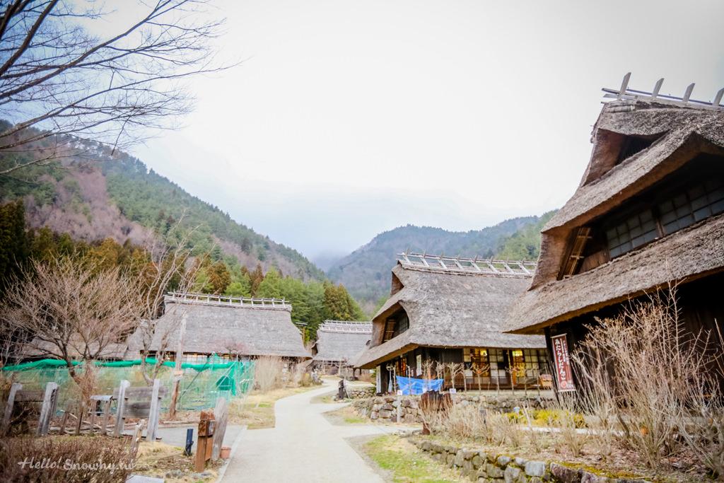 富士山河口湖,河口湖合掌村,西湖療癒之鄉根場,西湖いやしの里根場,河口湖