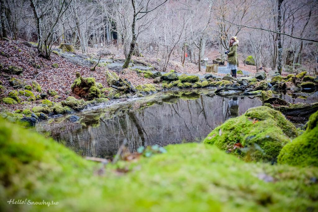 河口湖 久保田一竹美術館,與大自然巧妙融合獲米其林旅遊三星評鑑的美術館